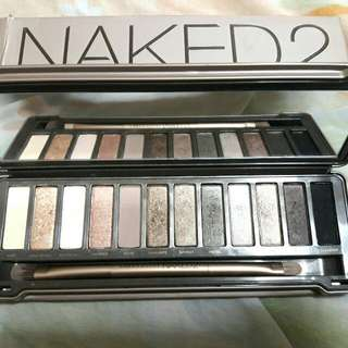 REPRICED URBAN DECAY NAKED 2