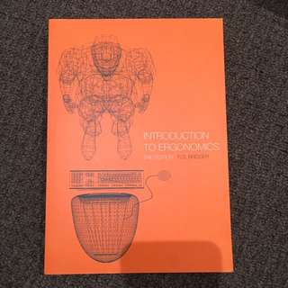 Ergonomics Textbook