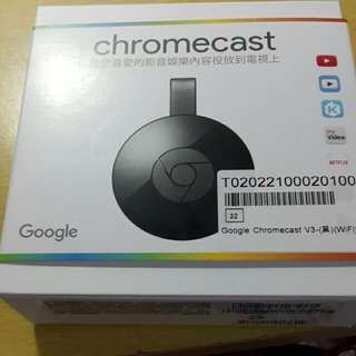 電視棒 Chromecast
