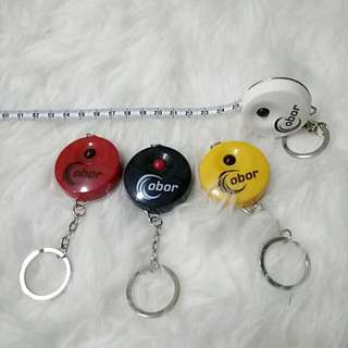 One Button Retractable Measuring Tape