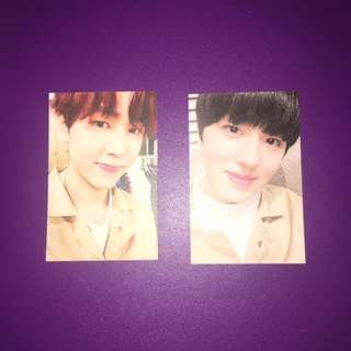 Wtt: Sf9 Jaeyoon And Chani