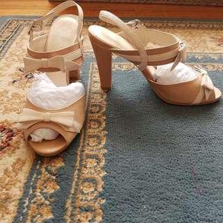 Wittner Heels- Size 39
