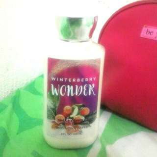 Winterberry Bodylotion