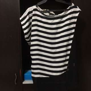 Zara preloved blouse