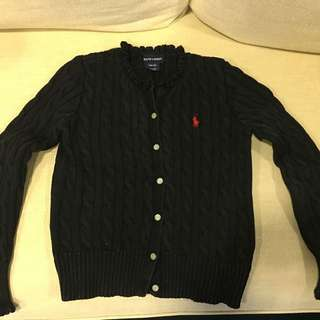 Authentic Polo Ralph Lauren Cable Knit Thick Cardigans