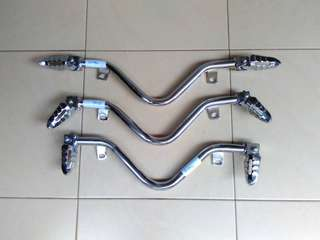 Foot Step / Footstep Depan Motor Matic