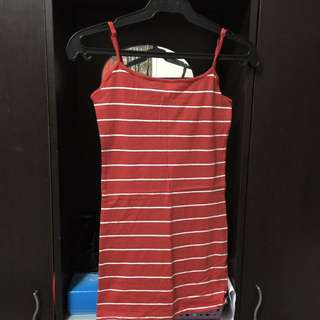 stripes red top