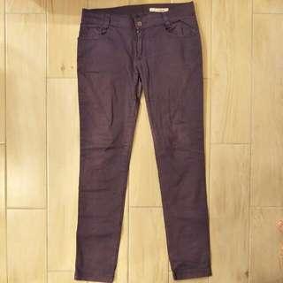 Gozo 紫色長褲