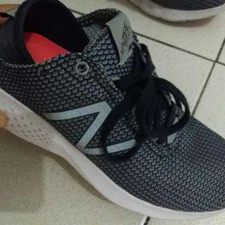 New balance for her