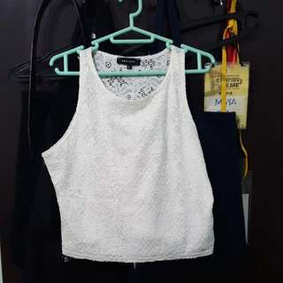 NEW LOOK Lace Top