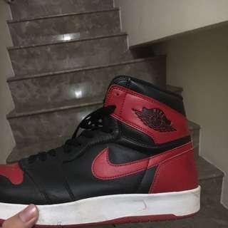 Air Jordan 1.5 Bred Us12