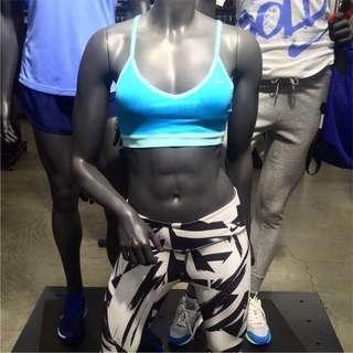 Nike 藍色運動內衣 Sports Bra
