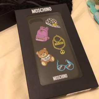 Moschino 小熊手機殼 iphone7case