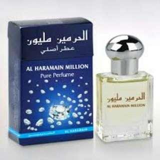 Al Haramain Million Attar 15ml