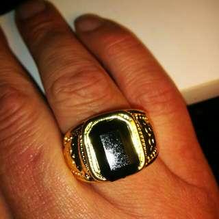 18K Gold Filled Ring - Size 12