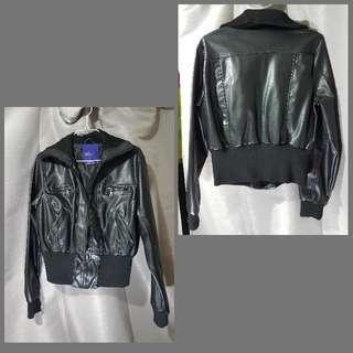 Miley Cyrus Leather Jacket(original)