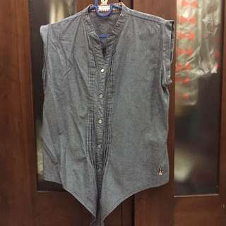 Hush Pupies Denim Top