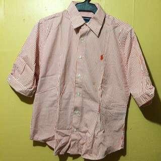 Ralph Lauren Half Sleeve Polo
