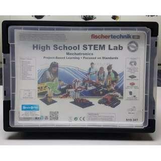 fischertechnik High School STEM Lab - Mechatronics Related [Used]