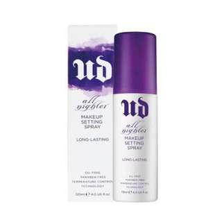 Authentic URBAN DECAY ALL-NIGHTER SETTING SPRAY