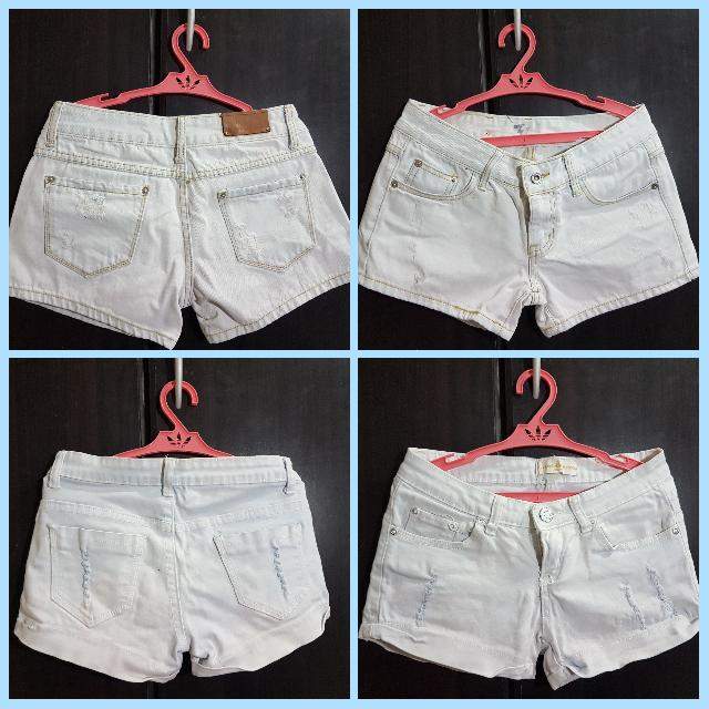 5pcs Shorts For 750 Only!!!