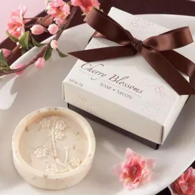 櫻花小香皂