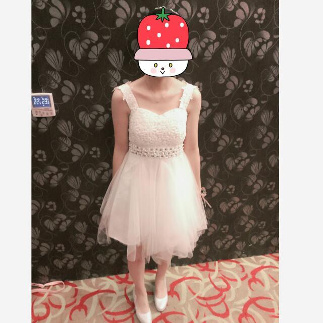 蓬蓬裙小禮服