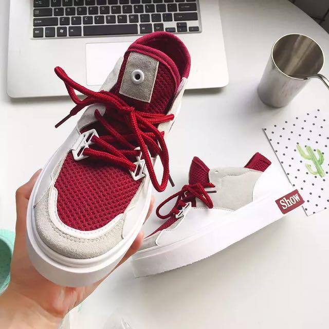 現貨⭐️透氣網布休閒鞋