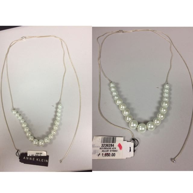 Anne Klein Authentic Necklace