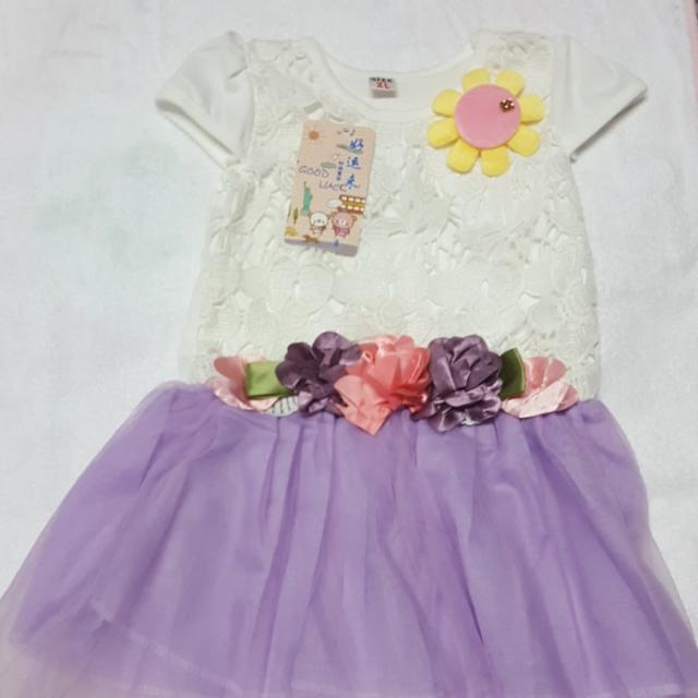 Baby Girl's Dress