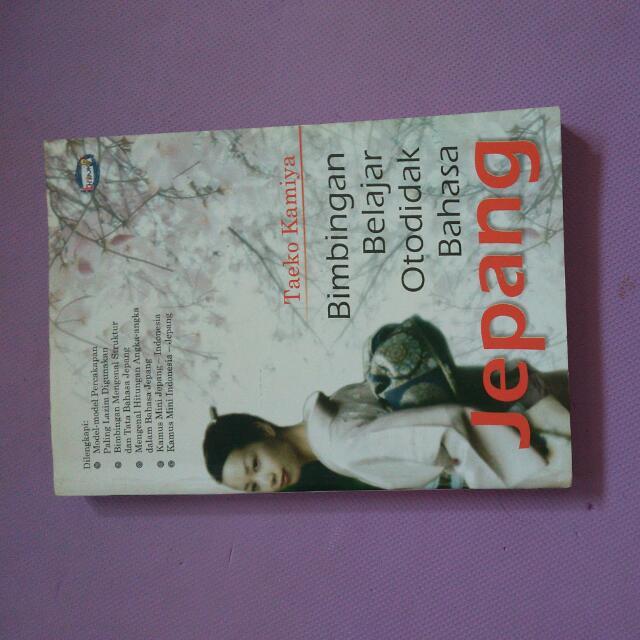 Belajar Bahasa Jepang Otodidak