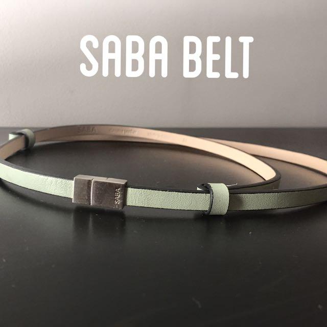 Belt Saba Size M