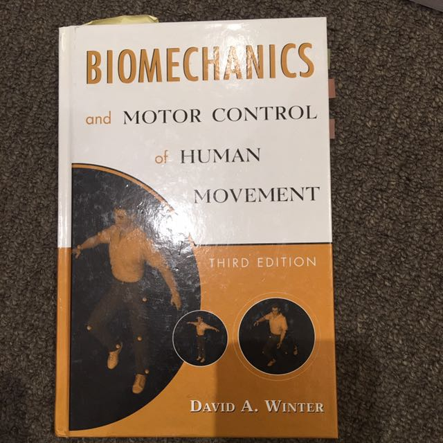 Biomechanics Textbook