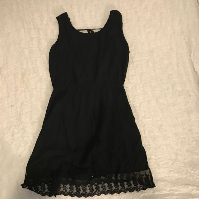 Brandy Melville Open-back Dress