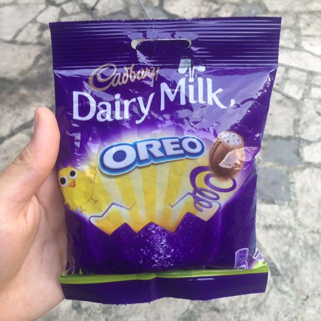 Cadbury Oreo Eggs