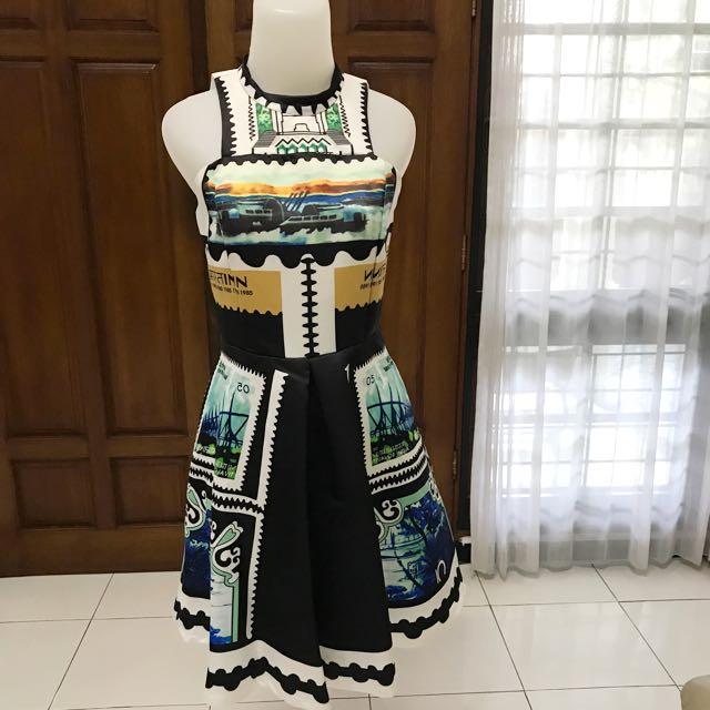 Calia Dress
