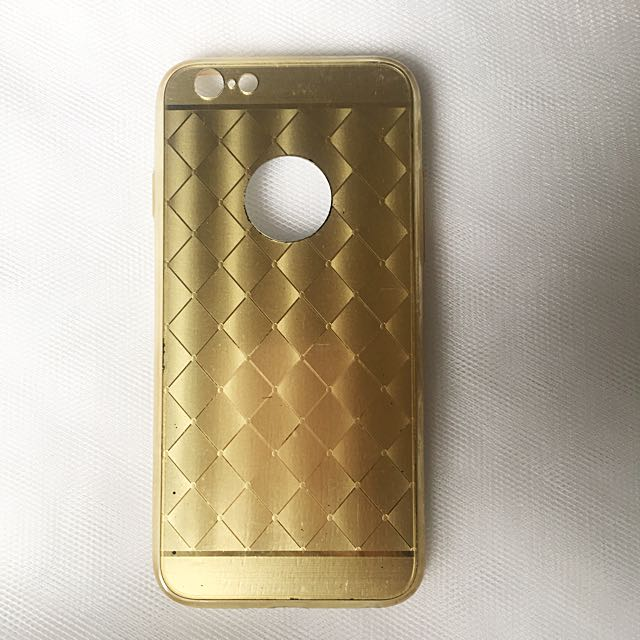 Case Gold Iphone 6s / Iphone 6