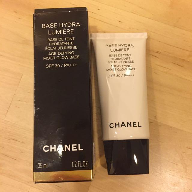 Chanel完美緊緻潤澤光采妝前乳