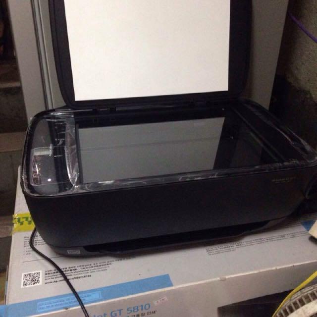 Ciss HP Deskjet Printer Scanner