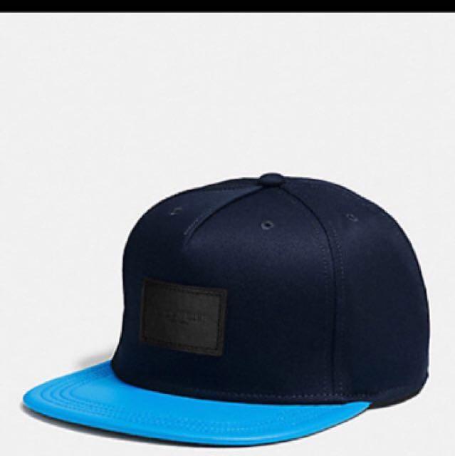 Coach帽子