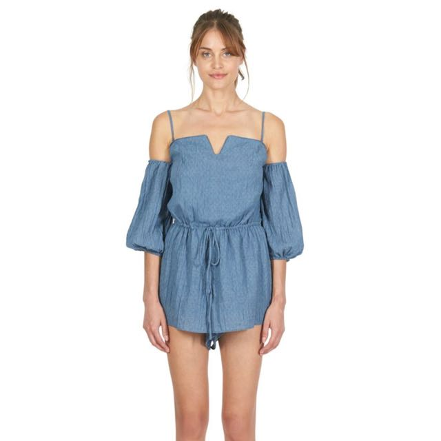 COOPER ST PLAYSUIT