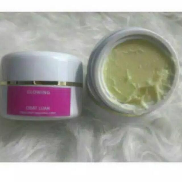Cream Malam  Glowing Recomended