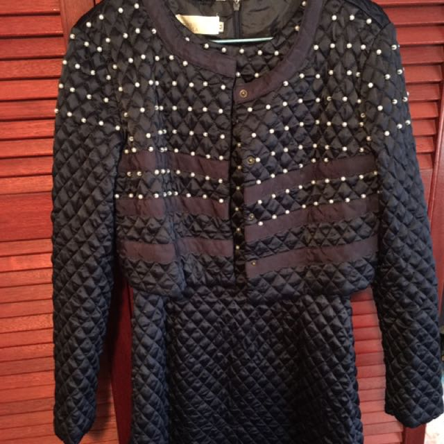 dress&jacket