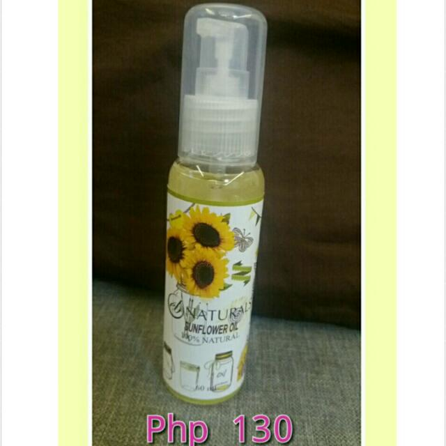 EB Naturals Sunflower Oil