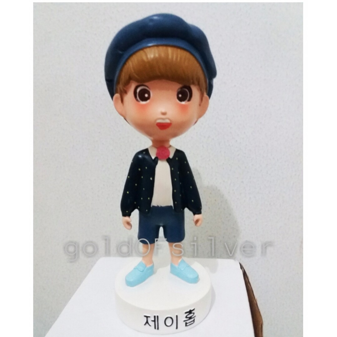 FANMADE BTS ORION FIGURE JHOPE OR SUGA