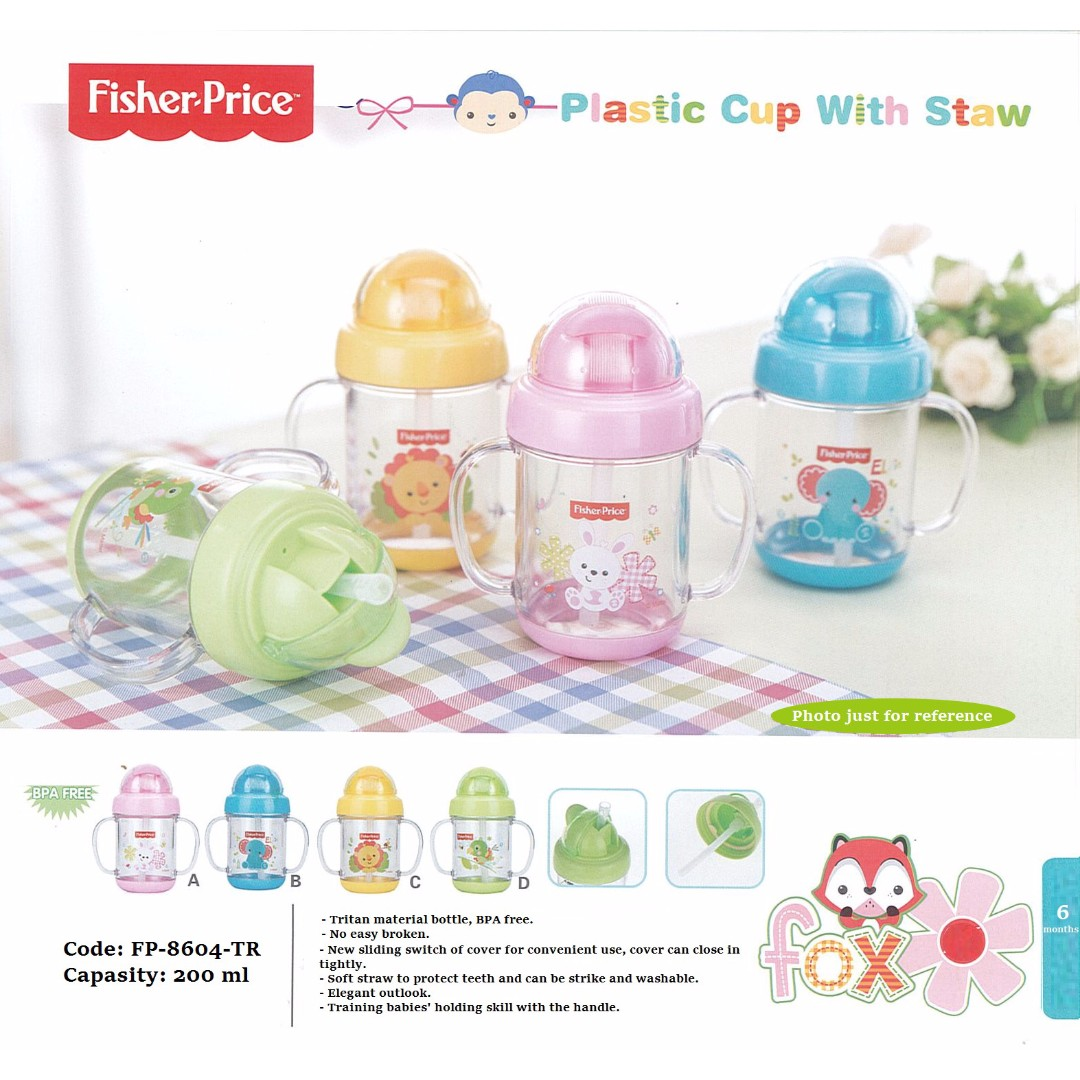 e8d8213b73 FISHER PRICE TRAINER CUP, Babies & Kids, Nursing & Feeding on Carousell