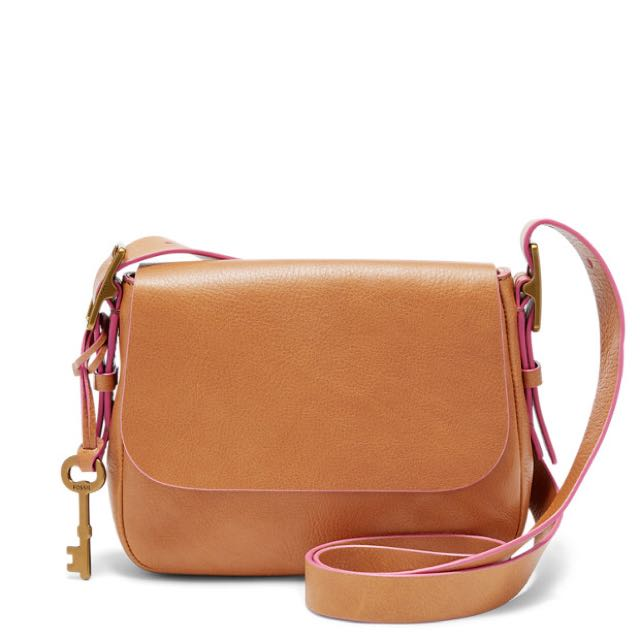 Fossil Harper Saddle Crossbody