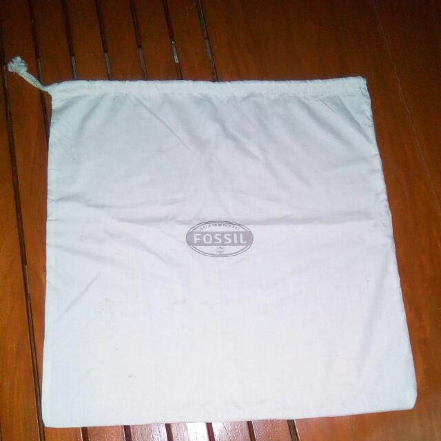 Fossil String Dust Bag
