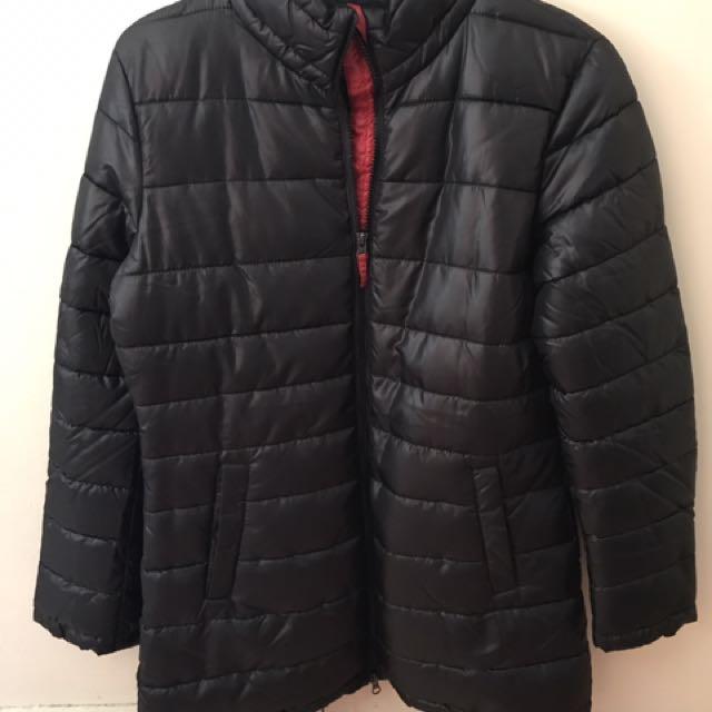 Giordano Long Puffer Jacket