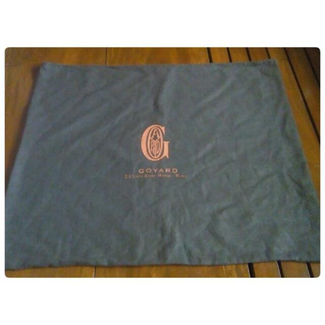 Goyard Cotton Drawstring Dust Bag